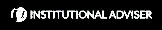 White Institutional Adviser logo